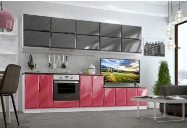 кухня на модели